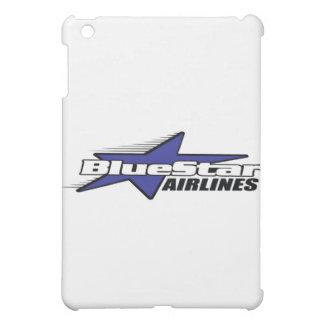 Blue Star Airlines Cover For The iPad Mini