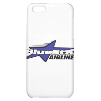 Blue Star Airlines iPhone 5C Cases