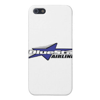 Blue Star Airlines Cover For iPhone 5