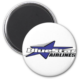 Blue Star Airlines Magnet