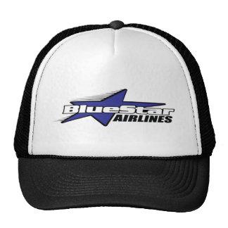 Blue Star Airlines Trucker Hat