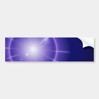 Blue Star Bumper Sticker