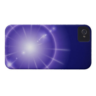 Blue Star iPhone 4 Case