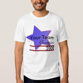 Blue Star Champion Team Shirt