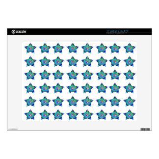 "BLUE STAR Decorations: Art NAVIN Joshi  lowprice Skins For 15"" Laptops"