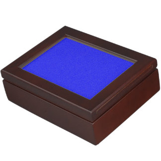 Blue Star Dust Memory Box
