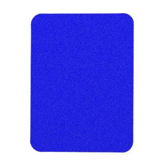 Blue Star Dust Rectangular Photo Magnet
