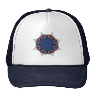 Blue Star Hat
