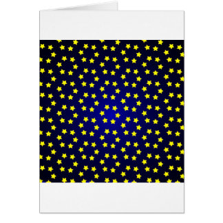 Blue Star Image Card