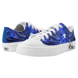 Blue Star !! Low-Top Sneakers