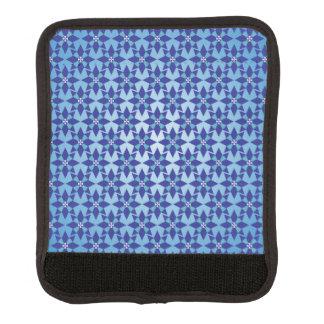 Blue Star Luggage Handle Wrap