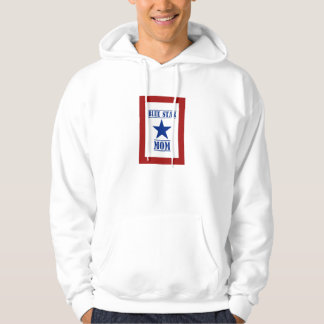 Blue Star Mom Military Family Support Pullover