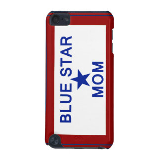 Blue Star Mom Patriotic Military iPod Touch (5th Generation) Cover