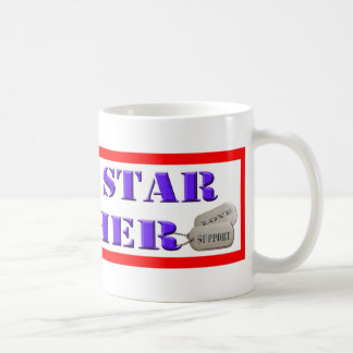 Blue Star Mother - 2 Stars Coffee Mug