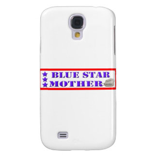 Blue Star Mother - 3 Stars Galaxy S4 Case