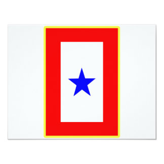 Blue Star Mother Card