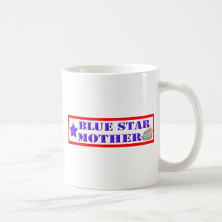 Blue Star Mother Coffee Mug