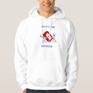 Blue Star Mother Hoody