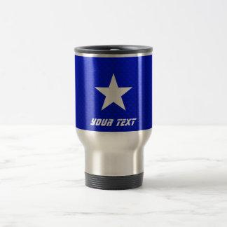Blue Star 15 Oz Stainless Steel Travel Mug