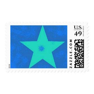 Blue Star Postage