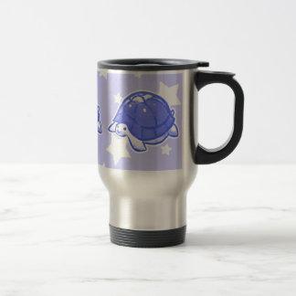 Blue Star Turtle Coffee Mug