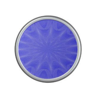 Blue Starburst Bluetooth Bumpster Speaker