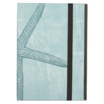 Blue Starfish Cover For iPad Air