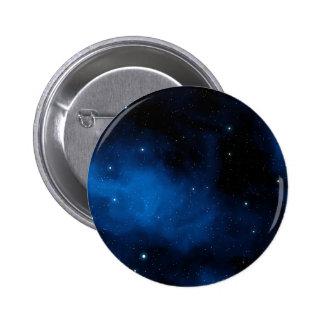 Blue Starry Sky Button