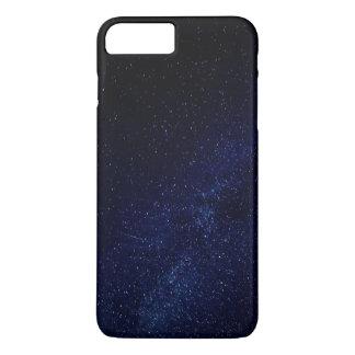 Blue starry sky iPhone 7 plus case