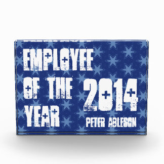 Blue Stars Employee of the Year or Any Sentiment Award