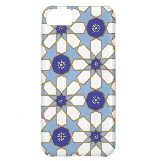 Blue Stars iPhone 5C Case