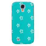 Blue Stars iPhone Cover Samsung Galaxy S4 Cover