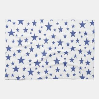 Blue Stars Kitchen Towel