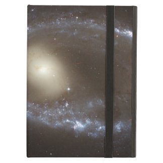 Blue Stars Ring Nucleus of Galaxy Case For iPad Air
