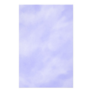 Blue Stationery Marbled PAPER
