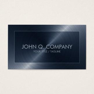 Blue Steel Look Business Card