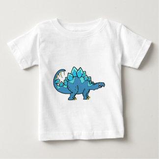 Blue Stegasaurus Baby T-Shirt