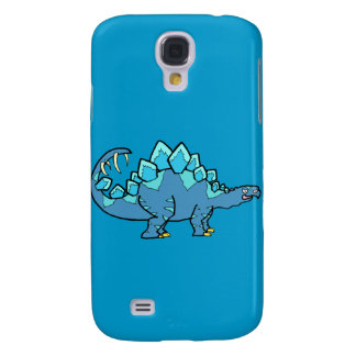 Blue Stegasaurus Samsung Galaxy S4 Cover