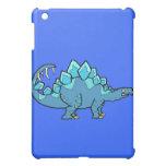 Blue Stegasaurus Case For The iPad Mini