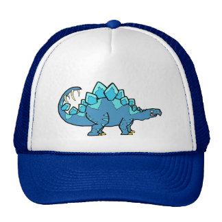 Blue Stegasaurus Mesh Hat
