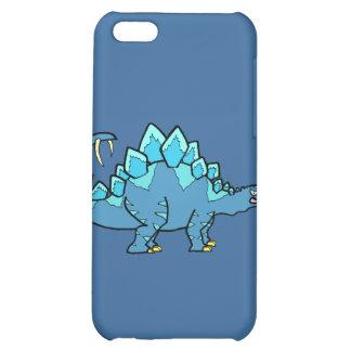 Blue Stegasaurus Case For iPhone 5C