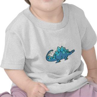 Blue Stegasaurus T Shirt