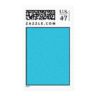Blue Stone pattern Postage Stamp