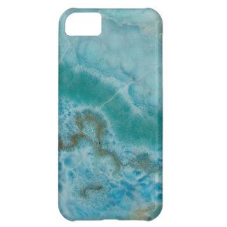 """Blue Stone Phone Case"" iPhone 5C Cover"