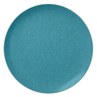 Blue Stone Textured Plate