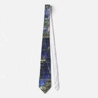 Blue Stone Tie