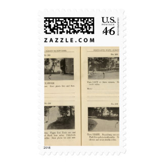 Blue Store Upper Red Hook Rhinebeck Postage Stamp