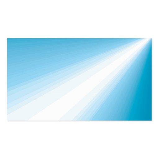 Blue Streak Business Card Background : Zazzle