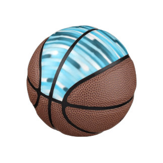 Blue Streak Mini Basketball