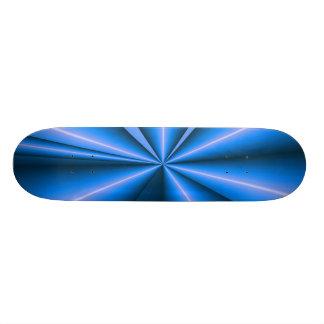 Blue Streak Skateboard